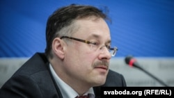 Намесьнік старшыні Вярхоўнага суду Валер Калінковіч