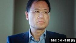Пекиндегі Цинхуа университетінің конституциялық құқық жөніндегі профессоры Сюй Чжанжунь.