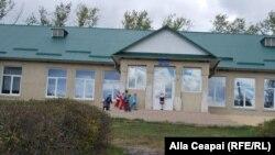 Şcoala din satul Coada Iazului