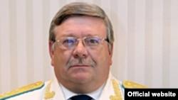 Иоган Меркель, Қазақстан бас прокурорының бірінші орынбасары. Ресми вебсайттан алынған сурет
