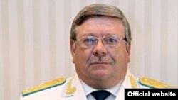 Заместитель генерального прокурора Казахстана Иоган Меркель.