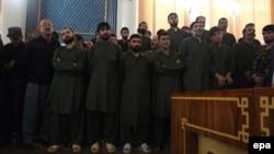Të dyshuarit në rastin Farkhunda, - Arkiv