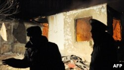 Бишкек четинде жүргүзүлгөн атайын операциядан кийин, 5-январь 2011-жыл