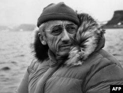 Маркум Жак Ив Кусто, 1972-жыл.