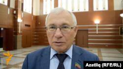Татарстан Дәүләт Шурасы депутаты Разил Вәлиев