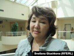 Акмарал Кожанова, врач-педиатр. Астана, 14 июня 2012 года.