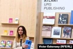 Olga Nedostup la standul Ucrainei