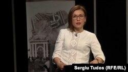 Eugenia Crețu, jurnalistă RFERL