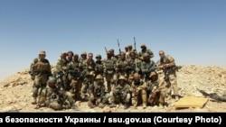 Найманці «ПВК Вагнера» в Сирії