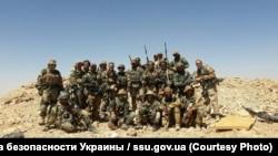 """Бойцы """"ЧВК Вагнера"""" в Сирии"""