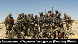 Найманці ПВК «Вагнера» в Сирії