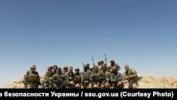 Наемники ЧВК «Вагнера» в Сирии, архивное фото