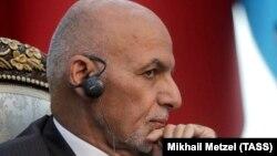 افغان ولسمشر محمد اشرف غني.