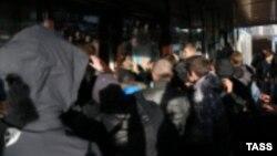 Беспорядки в Бирюлево
