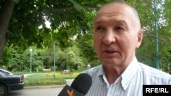 Мадэл Исмаилов, бывший политический заключенный, бывший активист оппозиции. Алматы, июнь 2009 года.
