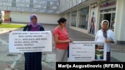 Porodice Bošnjaka i Hrvata zajedno su na skupu u Kotor Varoši zatražile od vlasti veći angažman na traženju nestalih