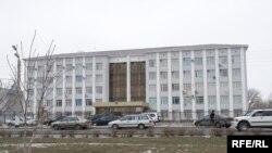 Атырауский областной департамент КНБ. 11 февраля 2009 года.