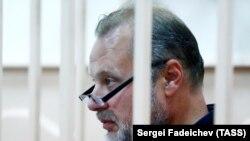 Олег Коршунов в суде (архивное фото)