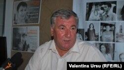 Leonid Bujor, fost ministru al Educației
