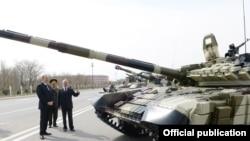Keçmiş Ermənistan prezidenti deyir ki, Bakının silahlanmasına yol vermək olmazdı