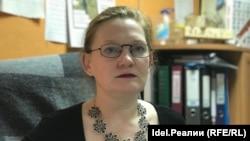 "Председатель организации ""Человек и Закон"" Ирина Протасова"