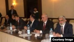 İqtidar-müxalifət danışıqları - 13 dekabr 2014
