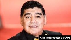 Дыега Марадона (Diego Maradona), архіўнае фота