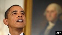 Президент Барак Обама у Білому домі