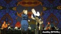 Наилә Фатехова белән Марат Бәшәров