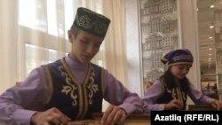 Әлмир Әүхәдуллин (с) һәм Адилә Ногманова