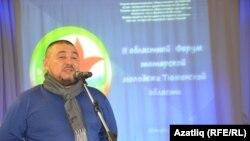 Берләшмәне Конгресс канаты астына алучы Ринат Насыйров