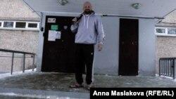 Джефф Монсон в Красногорске, кадр из фильма