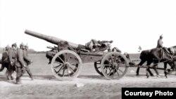 Кайзэраўская гармата