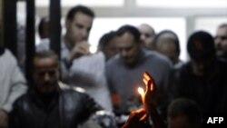 Француз журналисти жасади Дамашққа жўнатилаётган дақиқаларда олинган сурат