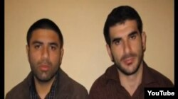 Фарид Гусейн (слева) и Шахрияр дель Герани