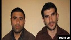 Фарид Гусейн (слева) и Шахрияр Гаджизаде