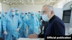 Шаҳри Тошканд, Узбекистон.
