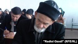 Ғуломҳайдар Искандаров
