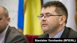 Голова Державного агентства з управління зоною відчуження Віталій Петрук