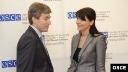 Negociatorii de la Chişinău şi Tiraspol, Eugen Carpov şi Nina Ştanski