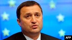 Молдованың бұрынғы премьер-министрі Влад Филат.