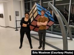 Роя Энсафи и Эрик Вустроу, авторы отчета Censored Planet о сертификате Qaznet.