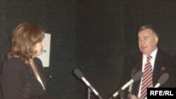 Sevda İsmayıllının «Xarı bülbüllər» filminin rejissoru Arif Qazıyevlə müsahibəsi, 5 may 2006