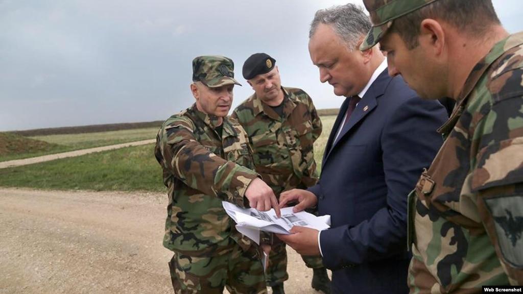 Вице-премьер России Рогозин объявлен персоной нон грата в Молдове