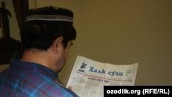 Ўзбек матбуотчилари ҳукумат газеталари тиражини оширишнинг оригинал усулини топганини айтмоқда.