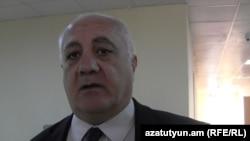 Armenia -- Stepan Margarian, a member the Prosperous Armenia Party (BHK), undated