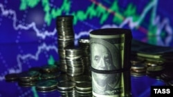 Что удерживает рубль