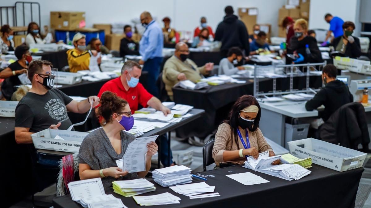 О системе уничтожения доказательств подделки бюллетеней на выборах в США