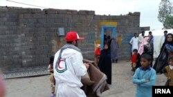 سیل در ایران باعث شده بیش از نیم میلیون نفر مجبور به ترک محل زندگی خود شوند.