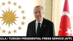 Претседателот на Турција, Реџеп Таип Ердоган